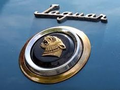 1954 jaguar xk 120 pininfarina Auto Logos, Car Logos, Vintage Auto, Vintage Cars, Car Badges, Car Ornaments, Jaguar Xk, Cufflinks, Antiques