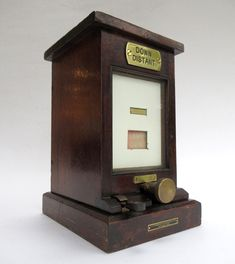 GWR signal lamp instrument