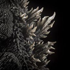 Godzilla Costume, Godzilla Wallpaper, Strange Beasts, Japanese Monster, Japanese Film, Still Life Photography, Vinyl Figures, Lion Sculpture, Statue