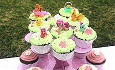 My Little Pony cupcakes recipe