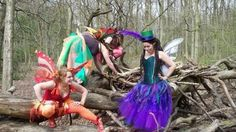 My Birthday 2008 we had out first outing as faeries to the woods and what a beautiful thing it's turned into! :0) Magic <3 www.seeliecourtfaeries.co.uk