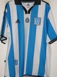 Racing Club Home football shirt 2000