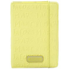 Marc by Marc Jacobs Adults Suck Neoprene Mini Tablet Book ($39) ❤ liked on Polyvore featuring fillers