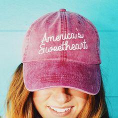 america's sweetheart <3