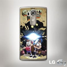 Gravity Falls Vol 3 Digital for LG G3/G4 phonecases