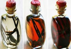 How to make your own homemade vanilla extract, it's easy! All you need are vanilla beans, vodka and a glass jar. This is awesome. Lasts forever and you can keep adding vanilla or vodka to it :) Vanilla Extract Recipe, Marijuana Recipes, Cannabis Edibles, Marijuana Butter, Weed Recipes, Recipies, Salsa Dulce, Cupcakes Decorados, Simply Recipes