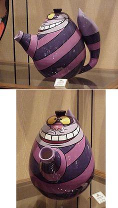 Cheshire Cat teapot - the-cheshire-cat Photo