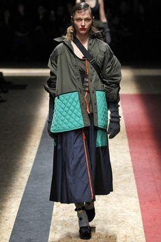 Streetwear de luxo - Prada