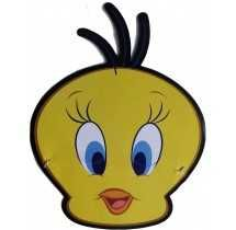Tweety Party Supplies Tweety Face Mask Set of 10 Rs. 69