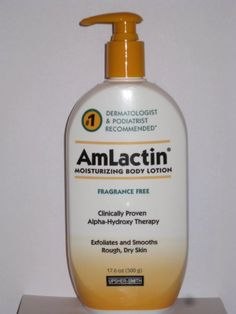 AmLactin 12 % Moisturizing Lotion 17.6 oz Pump « Holiday Adds