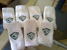 CTR toalha batismo