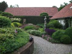 one of belgians best restaurants, garden of 'The Slagmolen'