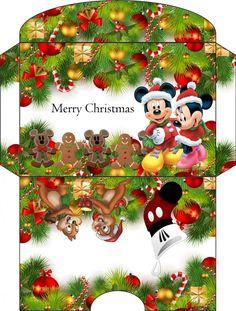 bababearbucket uploaded this image to 'Large envelopes'. See the album on Photobucket. Disney Christmas, Vintage Christmas, Christmas Crafts, Christmas Decorations, Xmas, Christmas Ornaments, Christmas Envelopes, Diy And Crafts, Paper Crafts