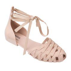 0d41b551b Sandália rasteira com tiras | Sandálias | Calçados Bottero | Shoes ...