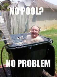 Redneck pool