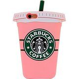 iPhone SE Case, MC Fashion 3D Starbucks Coffee Cup in Pink Super Cute Silicone Case Cover for Apple iPhone 5/5S... Price: USD 9.95 | UnitedStates
