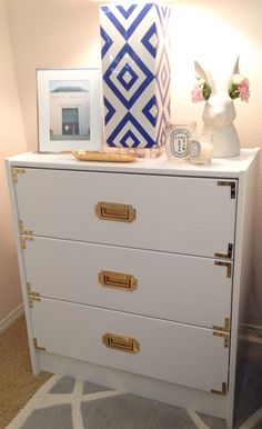 Ikea Campaign Dresser Hack Diy