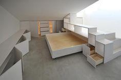 THE STUDIO FLAT 24 sq mt by Michele Gambato Architetto - mgark-