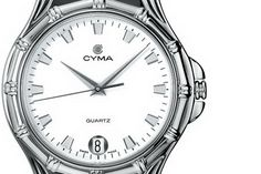 The early origins of the Cyma watch brand can be traced back to a small independent watch company, which was founded by the Schwob brothers, Joseph and Theodore in 1862. The company quickly built up a reputation for producing high quality and accurate timepieces and was a key player in helping to establish the Jura region of Switzerland as the home of the watch making industry. Within a couple of years Cyma grew to employ 40 people, producing around 50 watches per day.