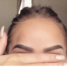 Eyebrows on fleek