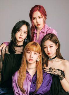 Black Pink Yes Please – BlackPink, the greatest Kpop girl group ever! Kim Jennie, Kpop Girl Groups, Korean Girl Groups, Kpop Girls, Divas, Blackpink Jisoo, Blackpink Youtube, Mode Kpop, Black Pink Kpop