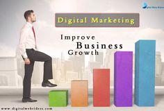 Digital Marketing Services, Business, Store, Business Illustration