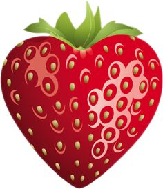 strawberry clip art clip art food clipart pinterest clip rh pinterest com strawberry clipart images strawberry clipart black and white