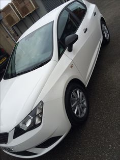 The Seat Ibiza #carleasing deal | One of the many cars and vans ...