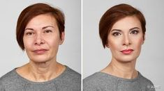 7 triků make-up, které pomohou vypadat mladší Younger Skin, Look Younger, Pixie Bob Hairstyles, The Body Book, Make Up Tricks, Contour Makeup, Belleza Natural, Face And Body, Body Care