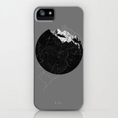 Topos iPhone Case by Eric Zelinski - $35.00