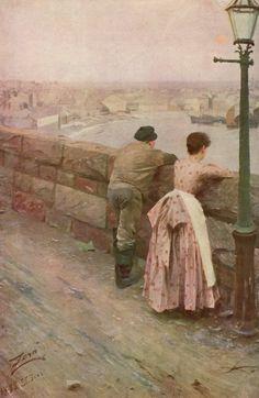 A Fisherman - St. Ives (Anders Zorn - 1888) -------------------------https://es.pinterest.com/doracheatham/19th20thc-realismnaturalism/