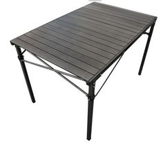 OUTDOOR CONNECTION Fortis Slat Table $115 Bairnsdale Camping