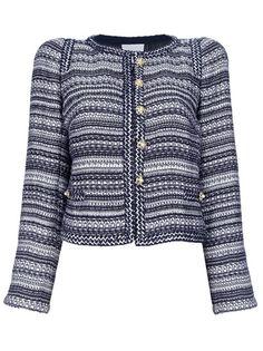 Edward Achour Tweed Jacket