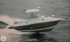 Beautiful walkaround ready for fishing and cruising