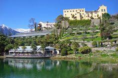 Schloss Trauttmansdorff bei Meran in Südtirol http://vakantio.de/niederw/schloss-trauttmansdorff-sudtirol