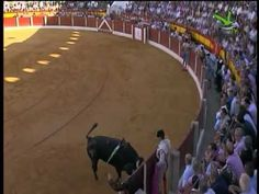 Bullfight spain 2011 (w/ TV announcer) -- use with Viva el Toro