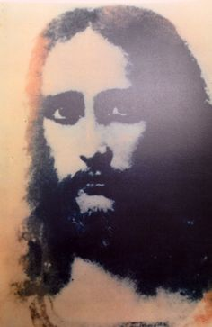It was said that when a Nun took a photo of Jesus in the Monstrance, this is what came from that exposure.
