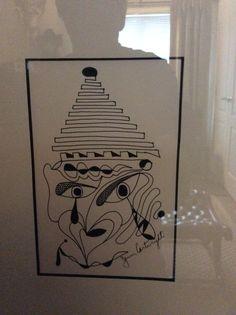 Doodle Art, artist Jerry M. Cartwright
