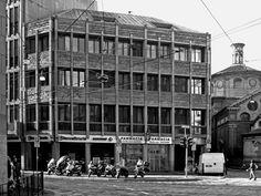 Edificio per abitazioni e uffici in via Mazzini (1963-1967) 2011 [Foto di Alessandro Sartori