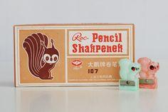 Vintage Pencil Sharpeners