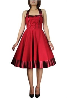 Rockabilly valentine Dress