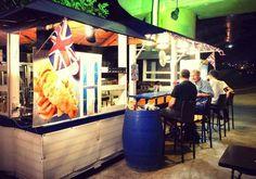 公館-Dazzler's Fish & Chips 週末才開門