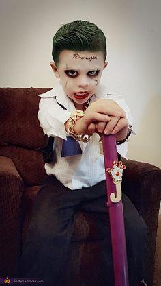 Suicide Squad Joker - 2016 Halloween Costume Contest