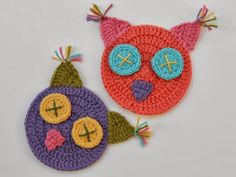 my world of wool: more crochet owls and Moby - Why Does My Heart Feel So Bad?