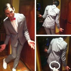 Tyson Ritter from The All American Rejects as Pee Wee