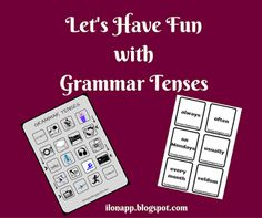 English Freak: GRAMMAR TENSES BOARD GAME (PRINTABLE)