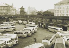 Praha Old Pictures, Old Photos, Prague City, History Photos, Historical Photos, Czech Republic, Time Travel, Dolores Park, Places To Visit