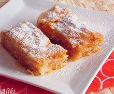 Mamina jela: Slatka pita od bundeve - Bundevara