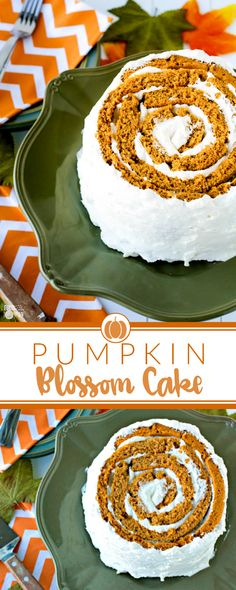 Easy Pumpkin Blossom