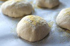 food processor english muffins